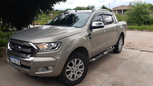 Ford Ranger 3.2 Cd Limited Tdci 200cv Manual 2018