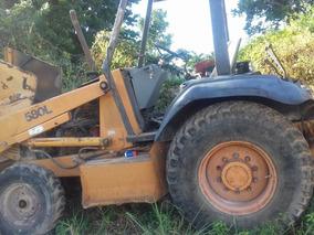 Retroexcavadoras Case 580l Sin Martillo