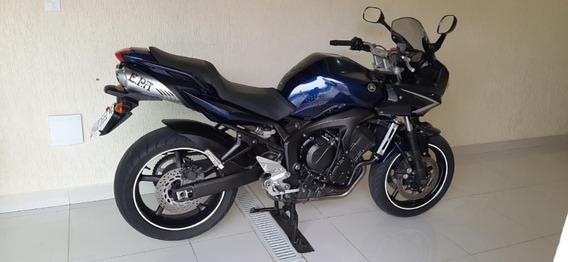 Yamaha Fz6 S Fazer 600 Baixa Km Impecavel Dut 2020 Em Maos