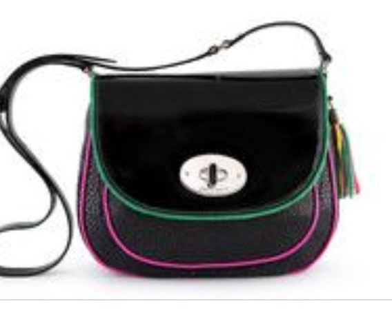 Cartera Jackie Smith Negra Nueva