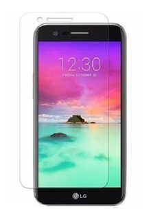 Película Gel Silicone Flexível Toda Tela Modelo LG K10 2017