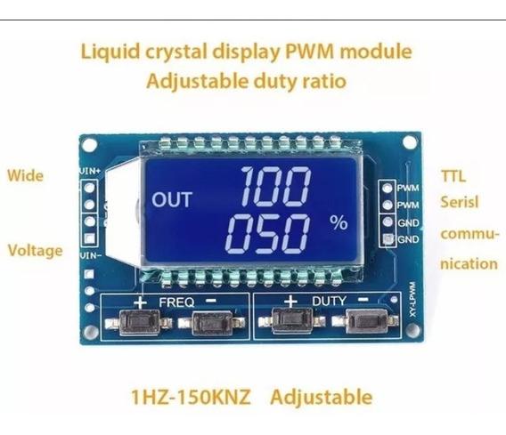 3 Unidades Geradores Pwm Freqüência Ajust 1hz - 150khz 3.3v