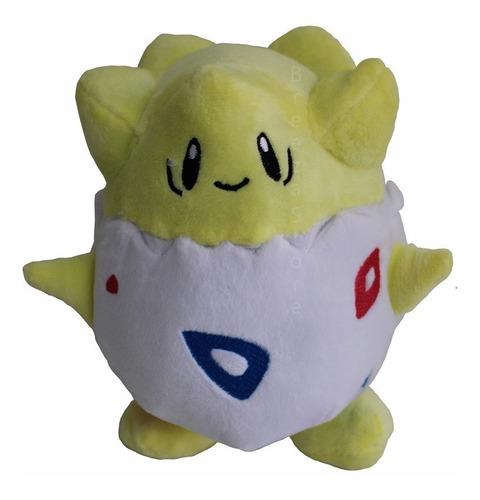Pelúcia Pokémon Togepi Ovo 17 Cm Licenciada Importada