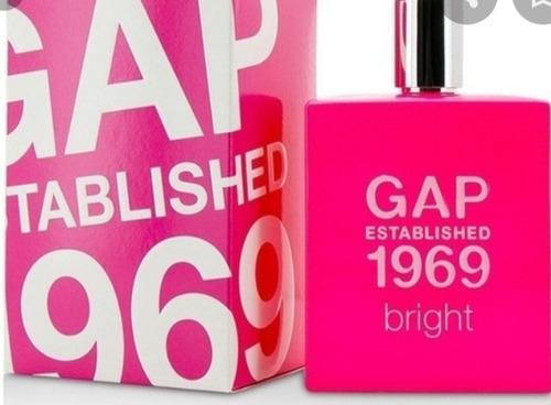 Perfume Americano Mujer,gap Establish