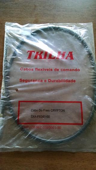 Cabo Freio Crypton Até 2008 Marca Trilha