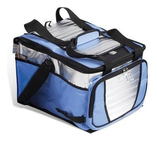 Cooler Térmico Ice Bolsa Mor 36 L Dobrável Camping Praia