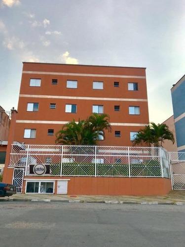 Apartamento Com 2 Dormitórios À Venda, 32 M² Por R$ 260.000 - Alvinópolis - Atibaia/sp - Ap0081