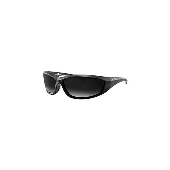 Gafas De Sol Bobster Charger Motorcycle Cruiser - Negro / Hu