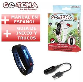 Pokemon Go Gotcha Plus Negro + Guia De Trucos 12 Msi