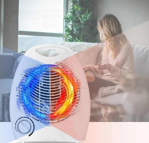 Calefactor Eléctrico Calo-ventilador Frio Calor Panavox