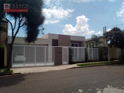 Linda Casa Térrea Em Bolsão De Segurança - Ca0422
