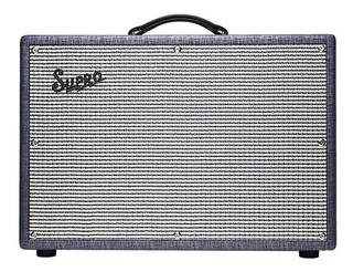 Amplificador Guitarra Supro 1624t Dual Tone Valvular 24w