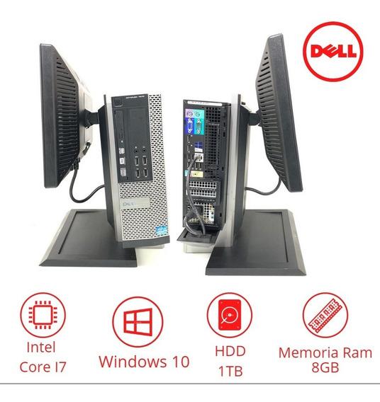 Desktop Optiplex 7010 I7 Ram 8gb A Mais Vendida Com Tela