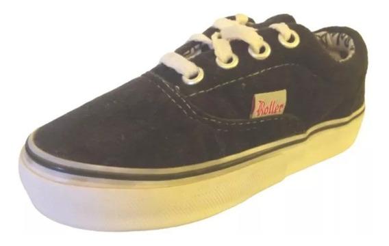 Zapatillas Roller T27 Negro