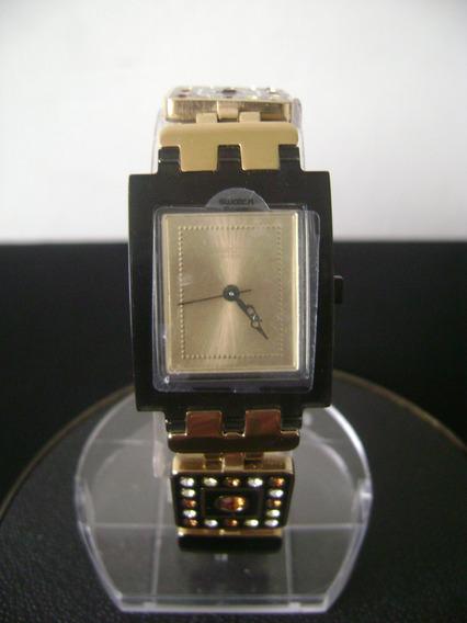 Relógio De Pulso Feminino Swatch Swiss Eta