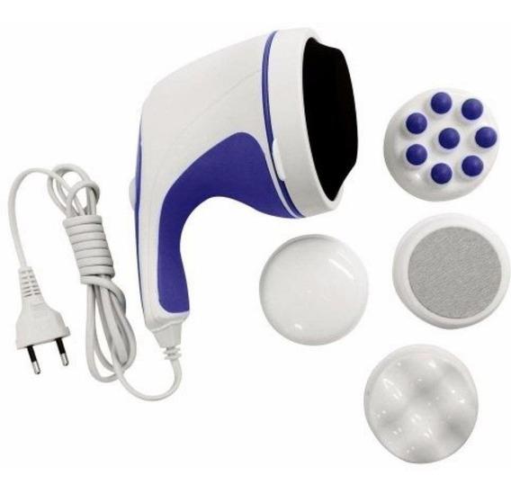 Massageador Vibratório Drenagem Linfática Elétrica Portátil