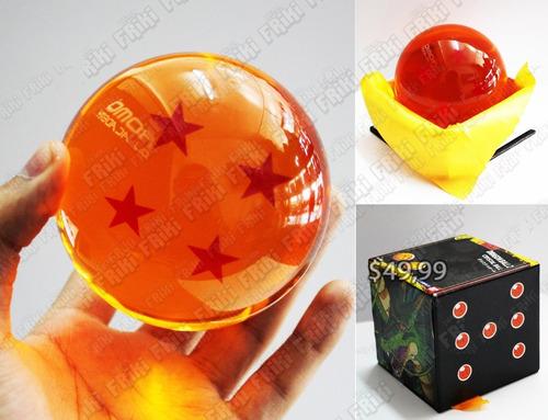 Anime Dragon Ball Esfera De 4 Estrellas (tienda Friki)