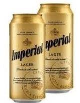 Cerveza Imperial 473ml Pack 6 Unidades.