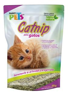 Atrayente Para Gatos Con Catnip 28grs Lomas