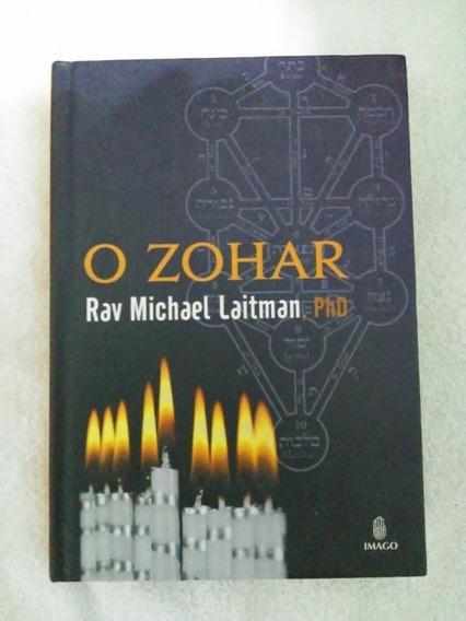 O Zohar Rav Michael Laitmam, Phd ( Semi - Novo )
