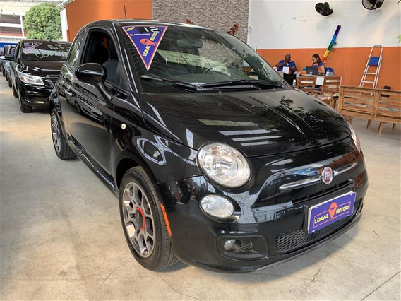 Fiat 500 1.4 Sport Air 16v Gasolina 2p Manual 2011/2012