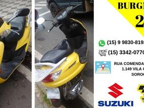 Suzuki Burgman 2009