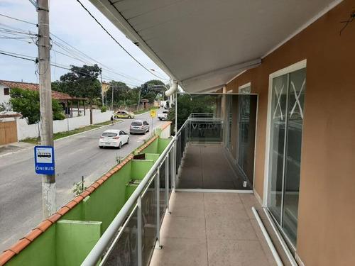 Apartamento Em Cordeirinho, Maricá/rj De 61m² 2 Quartos À Venda Por R$ 190.000,00 - Ap528380