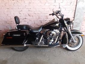 Harley Davidson Police 2006