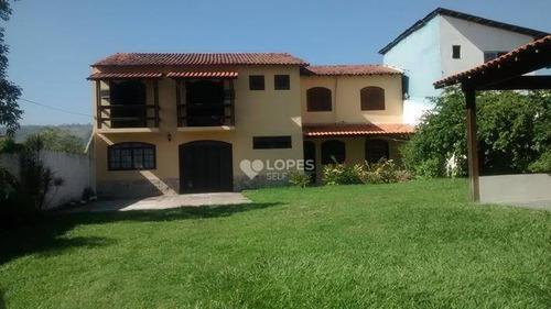 Imagem 1 de 11 de Casa Com 4 Quartos, 219 M² Por R$ 470.000 - Maria Paula - São Gonçalo/rj - Ca16359