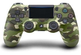 Controle Playstation Dualshock 4 Camuflado Original - Ps4