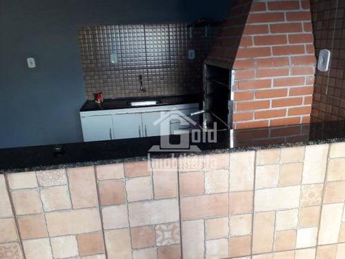 Imagem 1 de 6 de Casa Com 3 Dormitórios À Venda, 250 M² Por R$ 250.000 - Jardim Das Rosas - Serrana/sp - Ca1979