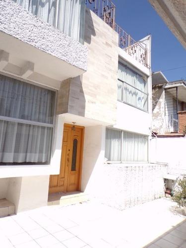 Rcv - 1962. Casa En Venta Colonia Viveros Del Río En Tlalnepantla De Baz