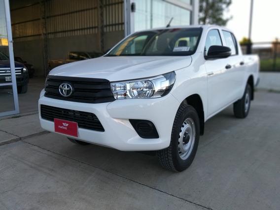Toyota Hilux 2.4 Cd Dx 150cv 4x2 2019