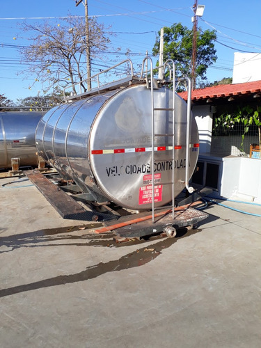 Tanque Inox Isotermico