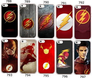 Capa The Flash Heróis Dc - Galaxy J5 J7 2015 J5 J7 Metal