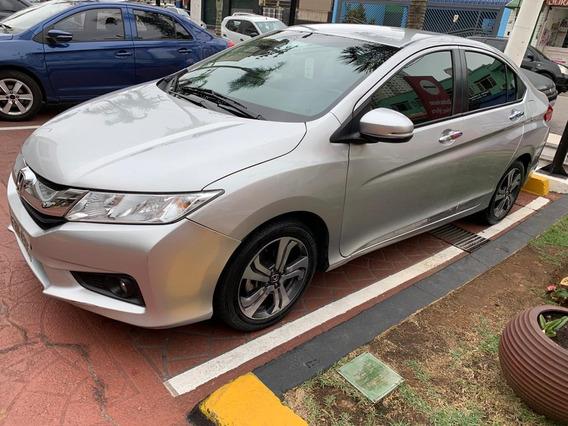 Honda City 1.5 Exl Flex Aut. 4p 2015 Zerado