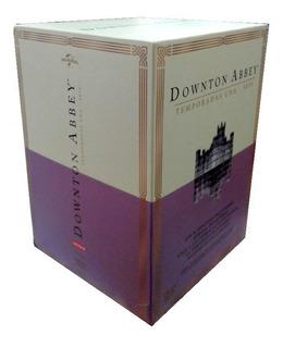 Downton Abbey Serie Completa Temporadas 1 - 6 Boxset Dvd