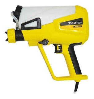 Pistola De Pintura E Pulverização Lynus, 550 Watts, 220v