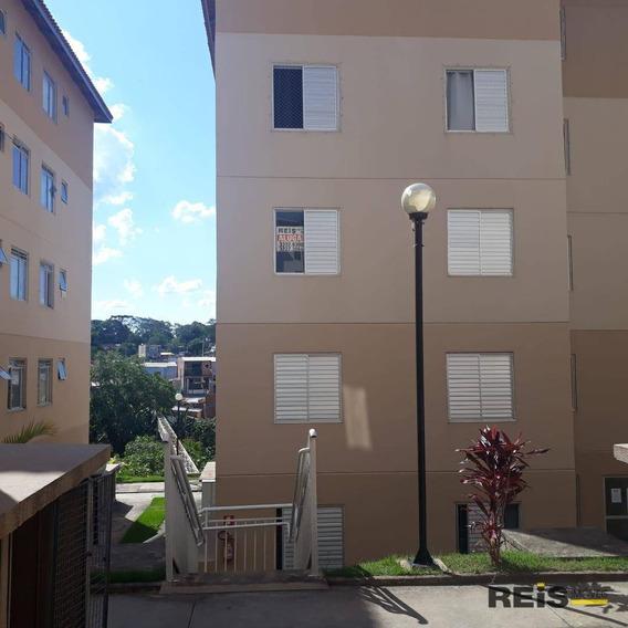 Apartamento Com 2 Dormitórios Para Alugar, 47 M² Por R$ 600/mês - Jardim Tatiana - Sorocaba/sp - Ap0947