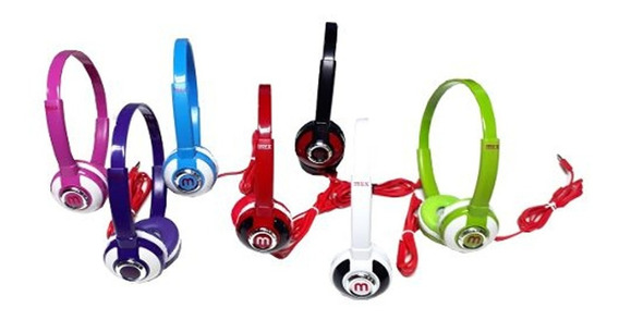 Fone Headfone Mex Beats Mix Style Mp3 Mp4 Caixa C/30 Fones