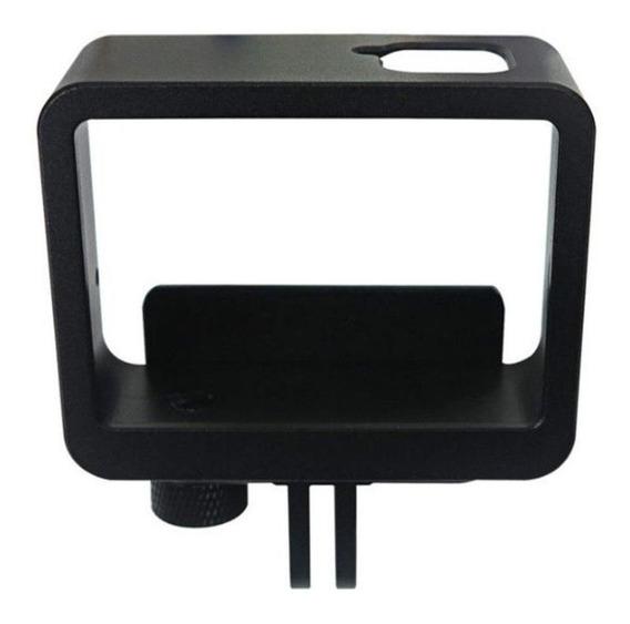 Frame Moldura Em Alumínio Preto Para Gopro 5/6/7 Black