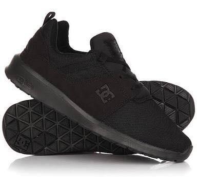 Tenis Dc Heatrow Black/black