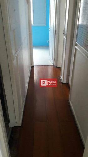 Apartamento Residencial Para Venda E Locação, Morumbi, São Paulo. - Ap21387