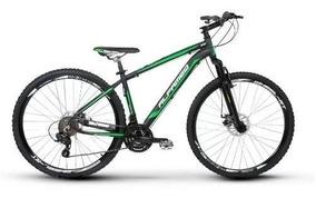 Bicicleta Alfameq29 Freio Hidr24v C/trava Altus Frete Grátis