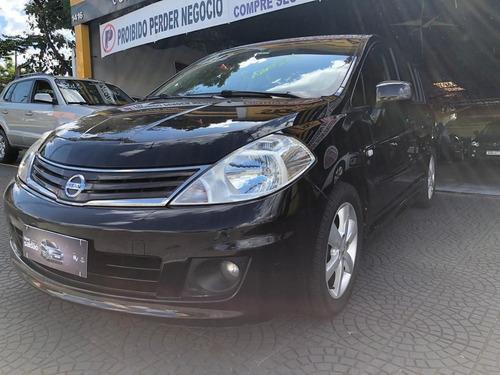 Nissan Tiida 1.8 Sl 16v 2012