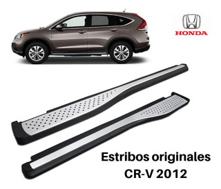 Estribos Originales Honda Cr-v 2012 En Adelante
