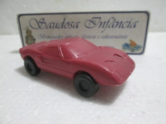 Miniatura Carro Esportivo Ñ Puma Ñ Mimo Plástico Bolha