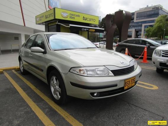 Renault Laguna Ii Expression Mt 2000