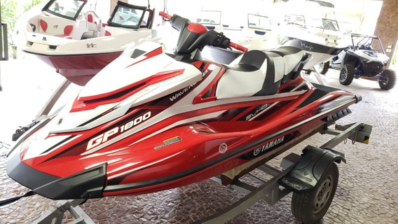 Jet Ski Yamaha Wave Runner Gp1800 2017 48 Horas