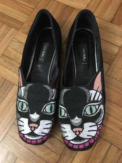 Zapatos Las Pepas De Largo 25cm